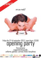 Opening Party @The Silver Church Arena Bucuresti