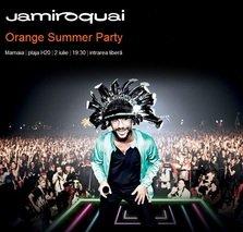 Jamiroquai la Orange Summer Party