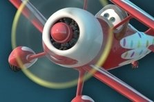 Teaser trailer: PLANES (spin-off CARS)