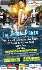 Concurs: Invitatii la The Pool Party