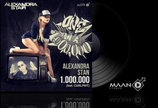 Alexandra Stan - One Million (single nou) + info album
