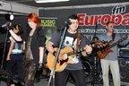 Alexandra Ungureanu - Live in Garajul Europa Fm (poze, video, recenzie)