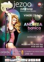 Concert Andreea Banica in Jezoo Mamaia