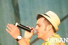Urban Studio, ep. 11 - Blue Nipple Boy - Hot (Inna cover live)
