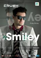 Concert Smiley in Summer Crush Mamaia