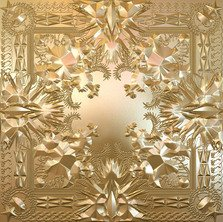 Kanye West & Jay-Z - Watch The Throne (coperta album)