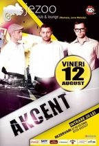 Concert Akcent in Jezoo Mamaia