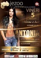 Concert Antonia in Jezoo Mamaia