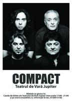 Concert Compact la Teatrul de Vara Jupiter
