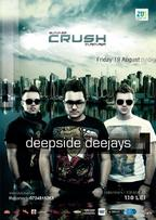 Deepside Deejays in Crush Mamaia
