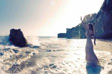 "Poza zilei: Leona Lewis in videoclipul piesei ""Collide"""