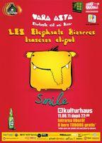 "Les Elephants Bizarres lanseaza videoclipul ""Smile"" @ Kulturhaus"