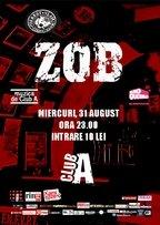 Muzica de Club A. Concert ZOB.