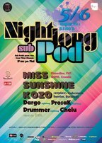 NIGHTLong SUBpod in 5 si 6 august la Timisoara