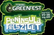 Dub FX, Danko Jones si N.O.H.A.la Tuborg Green Fest Peninsula