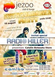 Extravaganza Party in Jezoo Mamaia