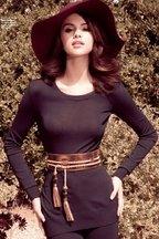 Selena Gomez in Elle Mexic