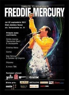 Tribute to Remember: Freddie Mercury in Jukebox