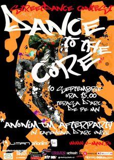 Finala Dance To The Core - Concurs Foto