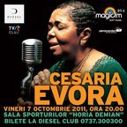 Cesaria Evora in concert la Cluj Napoca - Concert Anulat