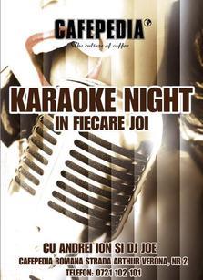Karaoke Night @Cafepedia