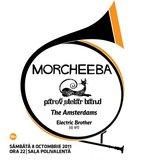 Concurs: Castiga 3 invitatii duble la concertul Morcheeba si Parov Stelar!