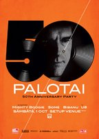 DJ PALOTAI 50th - Anniversary Party @ Setup Venue Timisoara