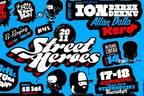Street Art @ Street Heroes 2011