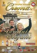 Taraful Din Clejani in Crema Summer Club