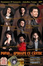 Concert special Popas Band in Jukebox Venue