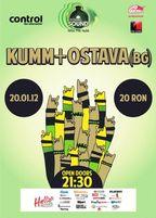 Concert KUMM si Ostava in Club Control