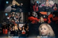Madonna - Give Me All Your Luvin' (preview videoclip)