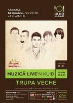 Concert Trupa Veche in Kuib la Sinaia