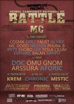 FINALA BATTLE MC are loc in The Silver Church