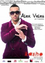 Concert Alex velea in Club Kasho