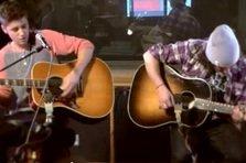 Justin Bieber live acoustic @ BBC 1 (video)