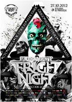 Bucharest Fright Night 2012 @Atelierul de Productie