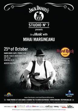 BestMusic cu Mihai Margineanu la Hard Rock Cafe