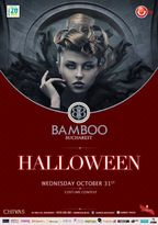 HALLOWEEN PARTY in Club Bamboo!