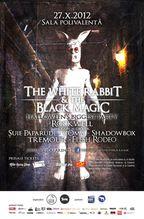Concurs: The White Rabbit and The Black Magic - Make a Wish (invitatii)
