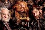 "Poster cu cei 13 dwarfi din ""The Hobbit: An Unexpected Journey"""