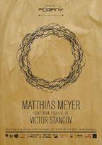 Matthias Meyer si Victor Stancov la Madame Pogany!