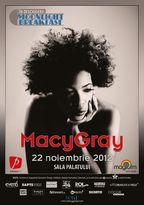 Concert Macy Gray la Sala Palatului din Bucuresti!