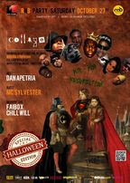 Halloween - Rnb Party @ Collage