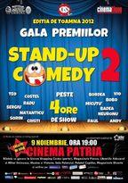Gala Premiilor Stand Up Comedy II - Editia de Toamna