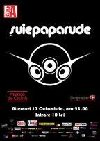 Suie Paparude concert in Club A!