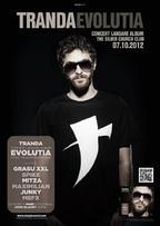 """Concert TRANDA - Lansare album """"Evolutia"""" in TSC"""