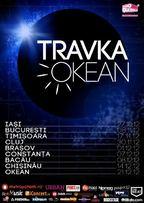 """TRAVKA - Turneu si lansarea albumului """"OKEAN"""""""