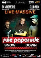 Concert Suie Paparude in Club Midi din Cluj Napoca