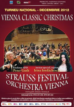 Vienna Classic Christmas si la Opera Nationala (+Turneu National)